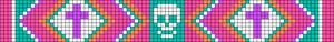Alpha pattern #11431