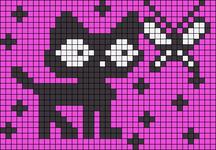 Alpha pattern #11437