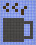Alpha pattern #11438
