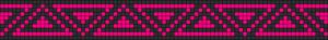 Alpha pattern #11451
