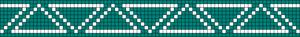 Alpha Friendship Bracelet Pattern #11452