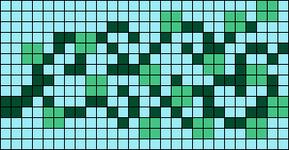 Alpha pattern #11467