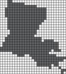 Alpha pattern #11470