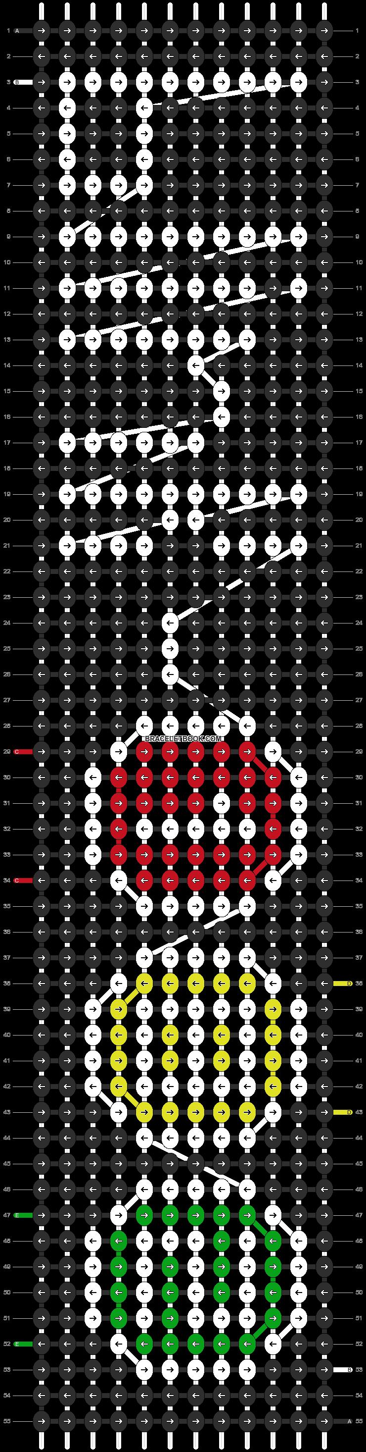 Alpha pattern #11473 pattern