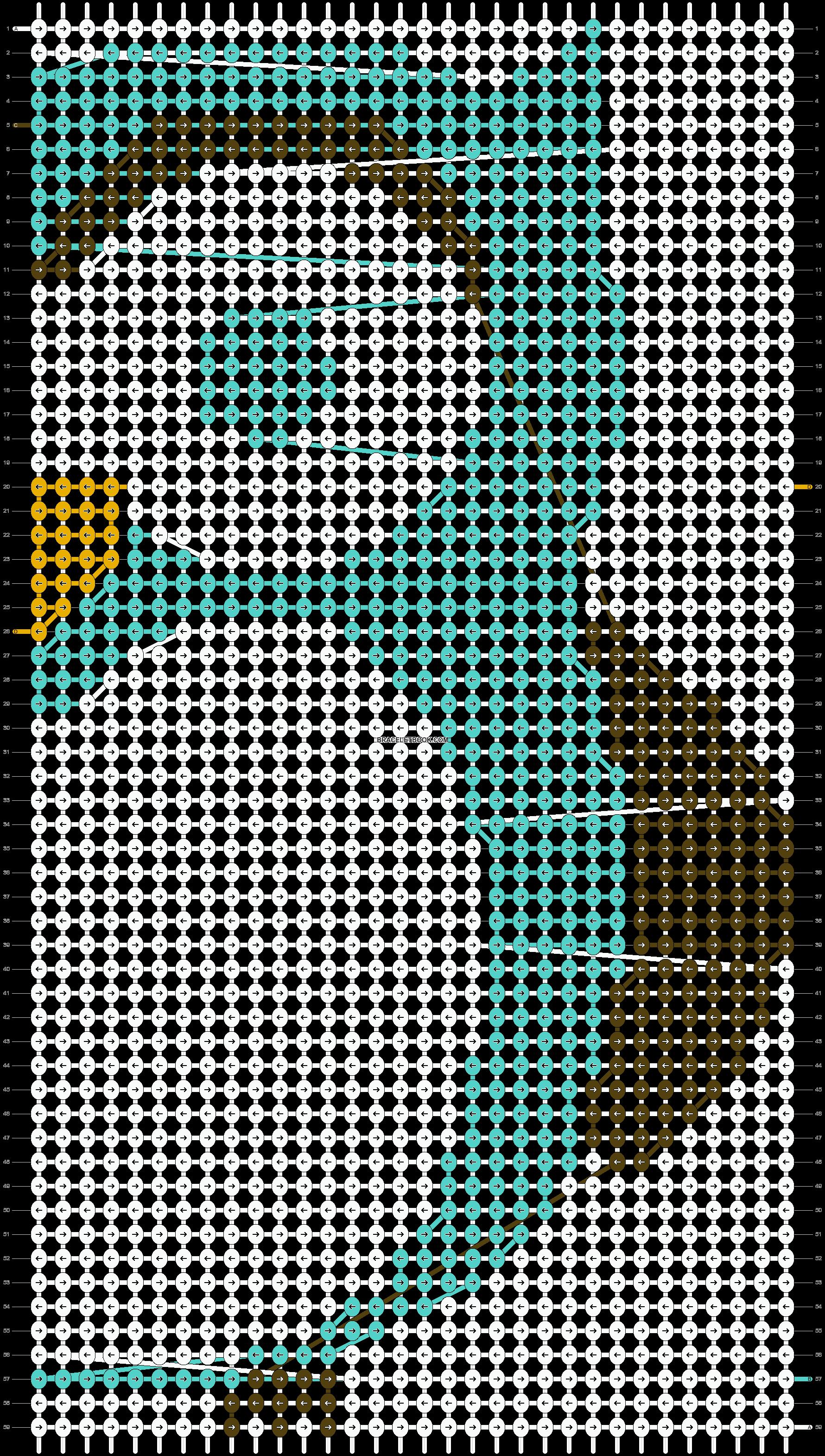 Alpha pattern #11477 pattern