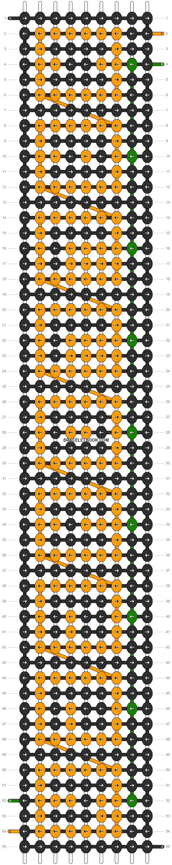 Alpha pattern #11481 pattern
