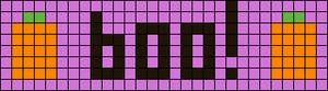 Alpha pattern #11489