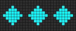 Alpha pattern #11492