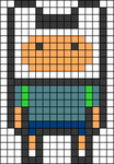 Alpha pattern #11500