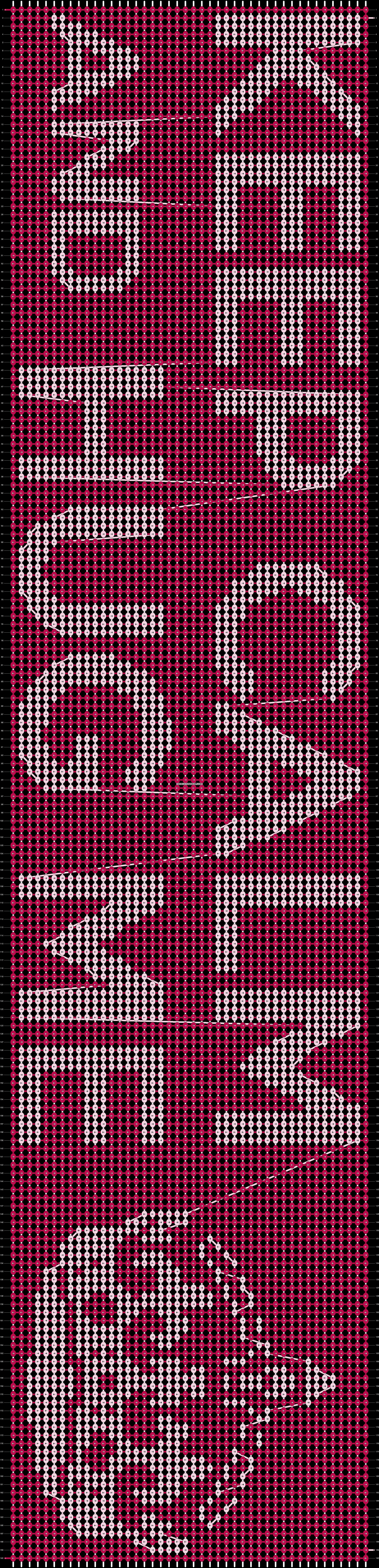 Alpha pattern #11510 pattern