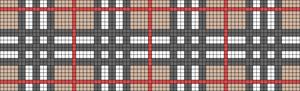 Alpha Friendship Bracelet Pattern #11514