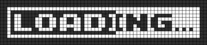 Alpha pattern #11516
