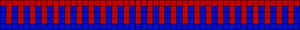 Alpha pattern #11523