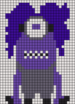 Alpha pattern #11524