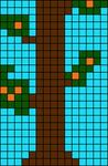 Alpha pattern #11526