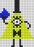 Alpha pattern #11535