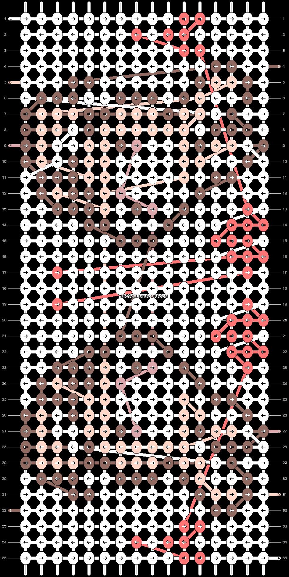 Alpha pattern #11549 pattern