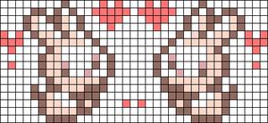 Alpha pattern #11549