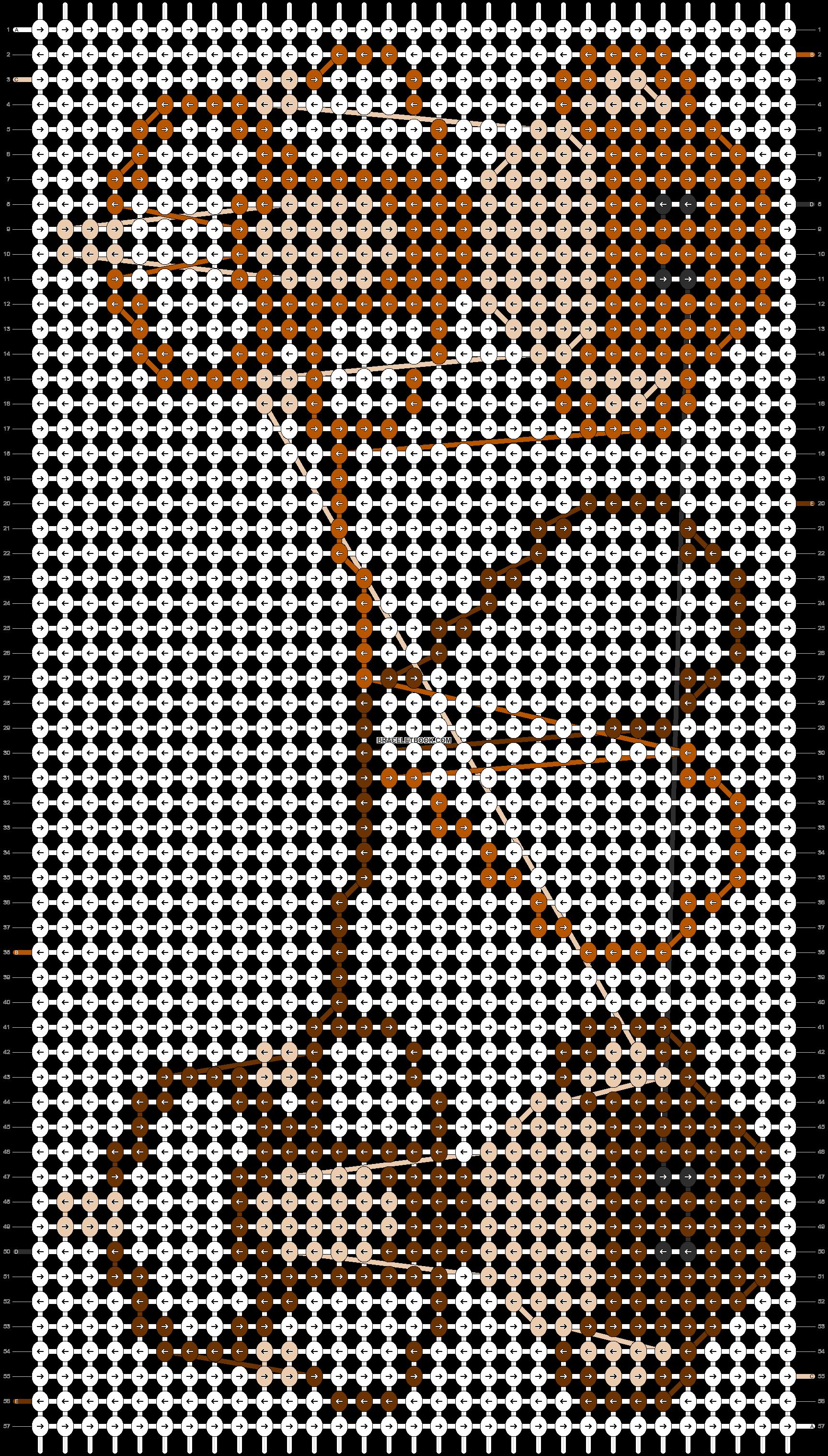 Alpha pattern #11552 pattern