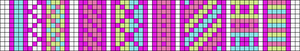 Alpha pattern #11566