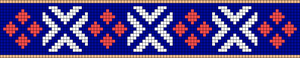Alpha pattern #11569
