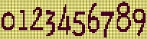 Alpha pattern #11570