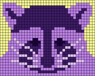 Alpha pattern #11572