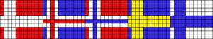 Alpha pattern #11579