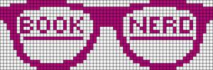 Alpha Friendship Bracelet Pattern #11580