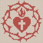 Alpha pattern #11597
