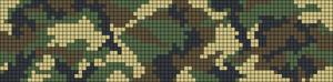 Alpha Friendship Bracelet Pattern #11602