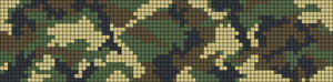 Alpha pattern #11602