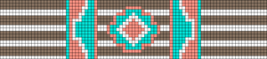 Alpha pattern #11619