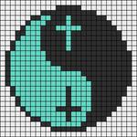 Alpha pattern #11620
