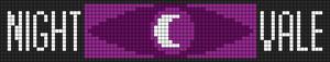Alpha Friendship Bracelet Pattern #11623