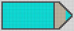 Alpha pattern #11634