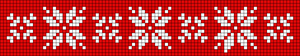 Alpha Friendship Bracelet Pattern #11644