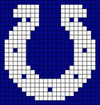 Alpha Friendship Bracelet Pattern #11645