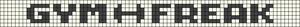 Alpha pattern #11646