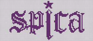 Alpha pattern #11647