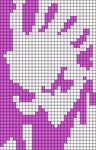 Alpha pattern #11662