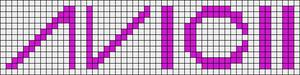 Alpha pattern #11663