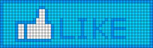 Alpha pattern #11665