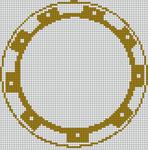 Alpha Friendship Bracelet Pattern #11668