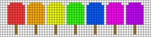 Alpha pattern #11675