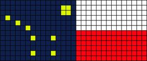 Alpha pattern #11681