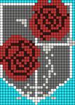 Alpha Friendship Bracelet Pattern #11686