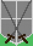 Alpha Friendship Bracelet Pattern #11687