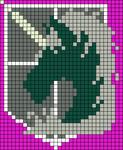 Alpha Friendship Bracelet Pattern #11688