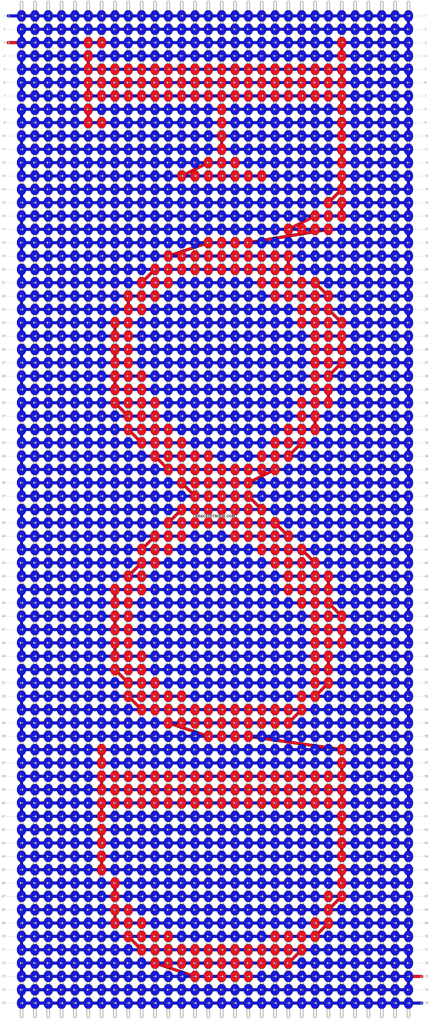 Alpha Pattern #11690 added by f_b_x